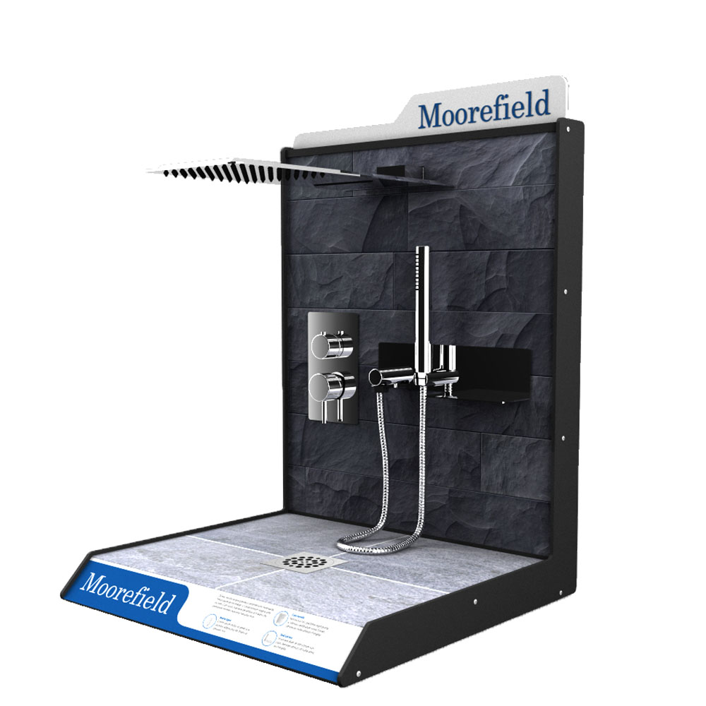 Lowes Shower Display | Marketing Impact Limited